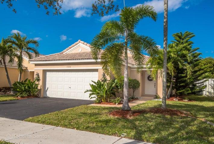 1580 Salerno Circle, Weston, FL 33327
