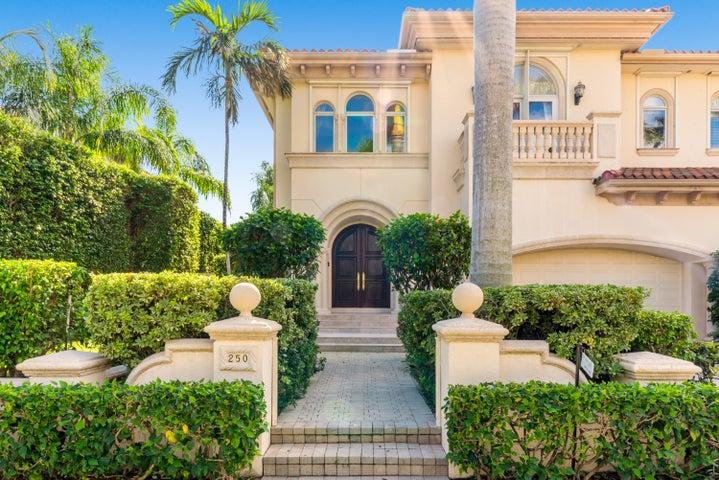 250 Everglade Avenue, Palm Beach, FL 33480