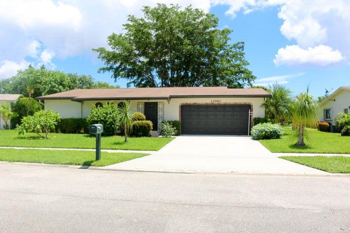 14592 Country Side Lane, Delray Beach, FL 33484