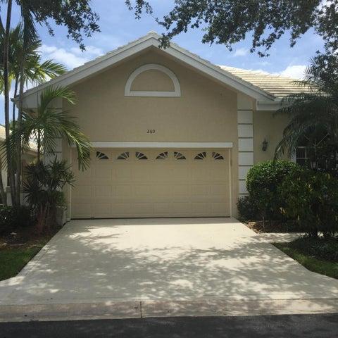 260 Canterbury Drive W, Palm Beach Gardens, FL 33418