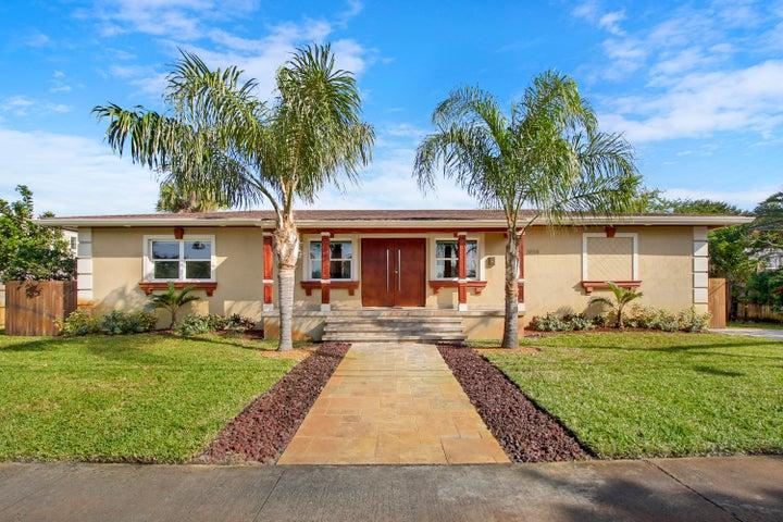 3614 Poinsettia Avenue, West Palm Beach, FL 33407