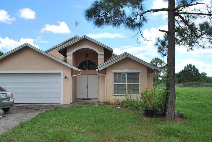 765 N Quebrada Street, Clewiston, FL 33440