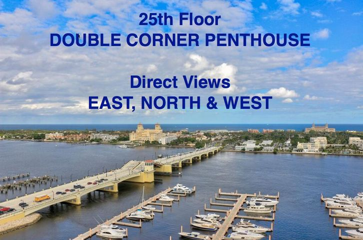 400 N Flagler Drive, Ph-C1, West Palm Beach, FL 33401