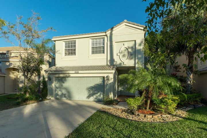 2626 Sawyer Terrace, Wellington, FL 33414