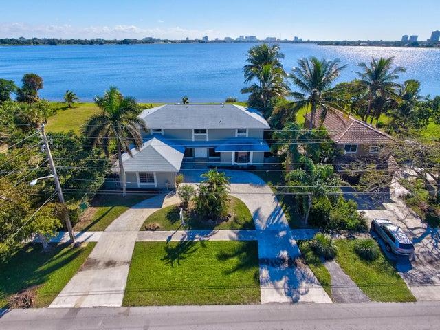 3718 N Shore Drive, West Palm Beach, FL 33407