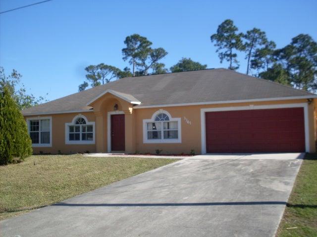 3361 SW Foremost Drive, Port Saint Lucie, FL 34953