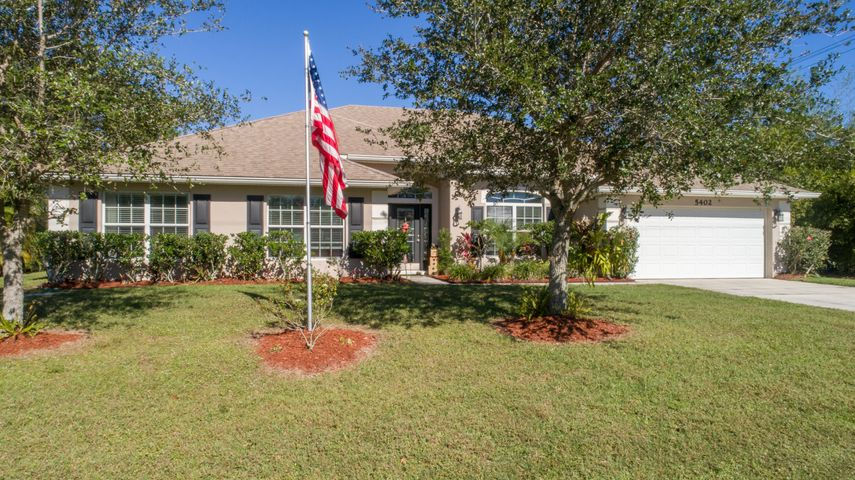 5402 NW Scepter Drive, Port Saint Lucie, FL 34983