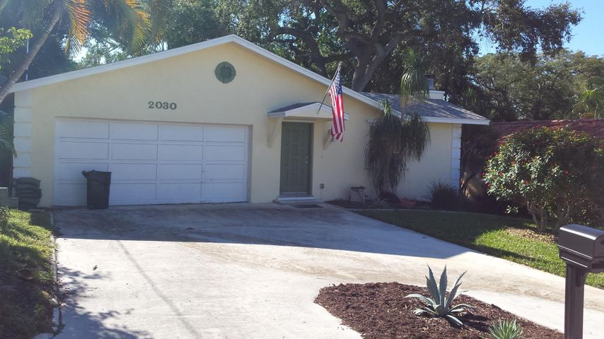 2030 S Waterway Drive, North Palm Beach, FL 33408