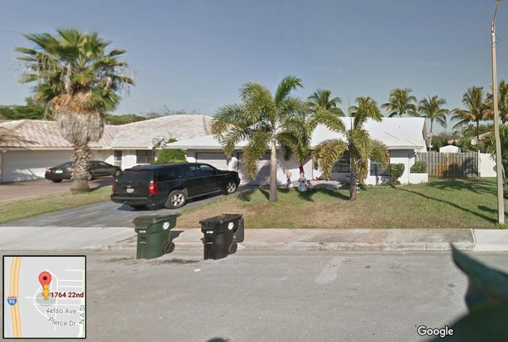 1764 22nd Avenue N, Lake Worth, FL 33460