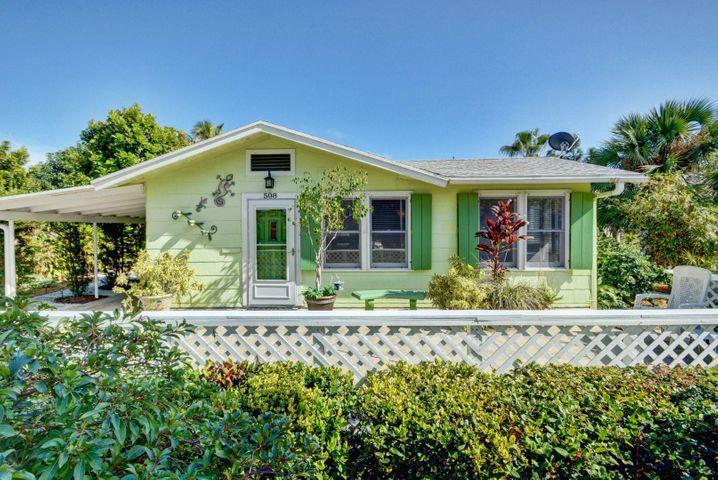 508 N J Street, Lake Worth, FL 33460