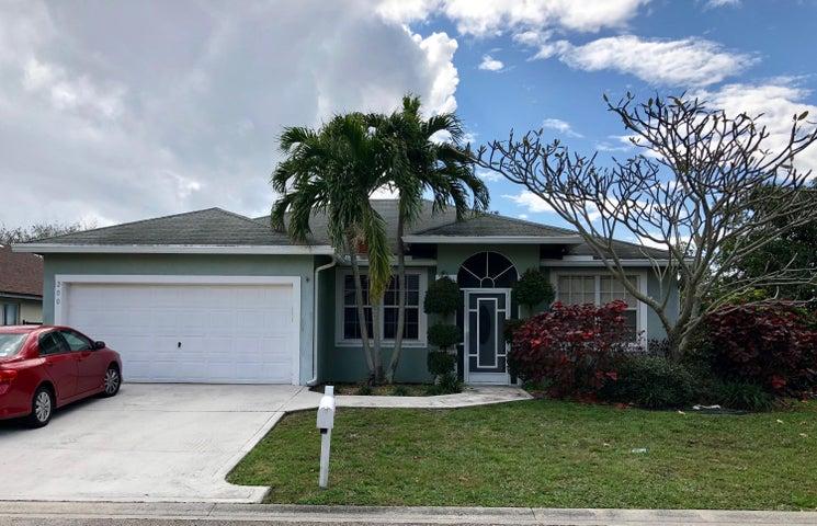 200 Malibu Circle, West Palm Beach, FL 33413