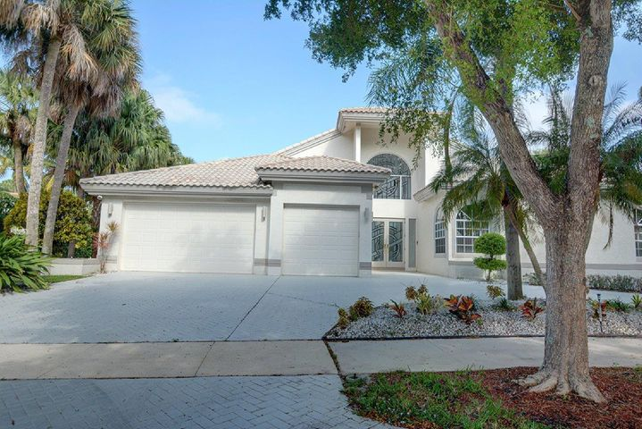 791 Parkside Circle N, Boca Raton, FL 33486