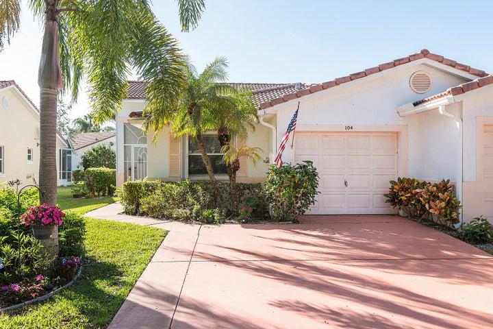 104 Sausalito Drive, 104, Boynton Beach, FL 33436