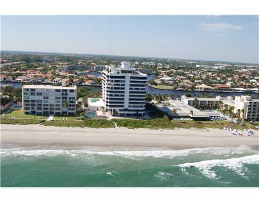Luxury Oceanfront Building