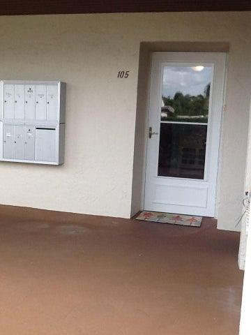 2580 Boundbrook Boulevard, 105, West Palm Beach, FL 33406