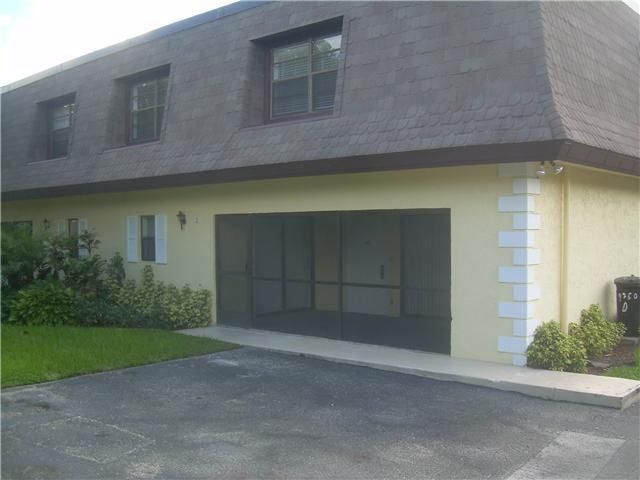 9250 SW 61st Way, D, Boca Raton, FL 33428
