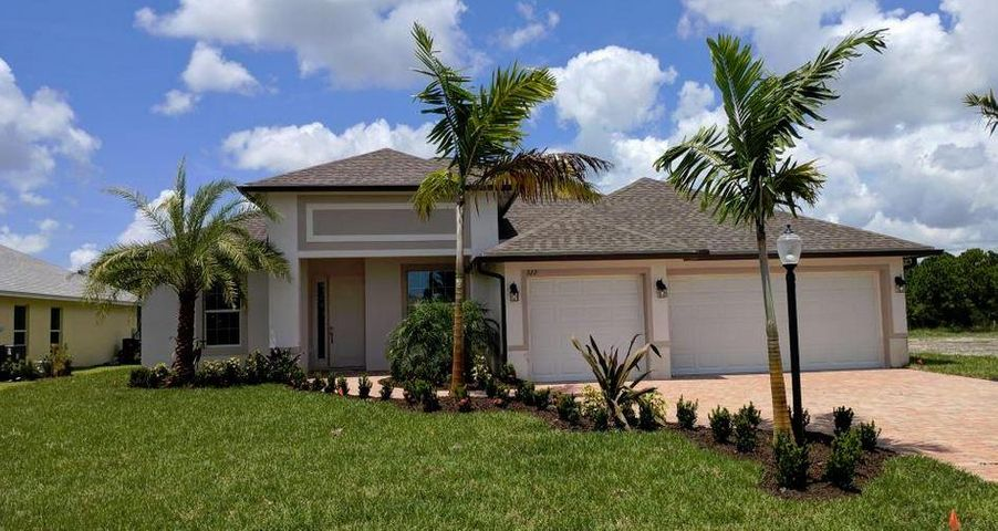 251 SW Vista Lake Drive, Port Saint Lucie, FL 34953