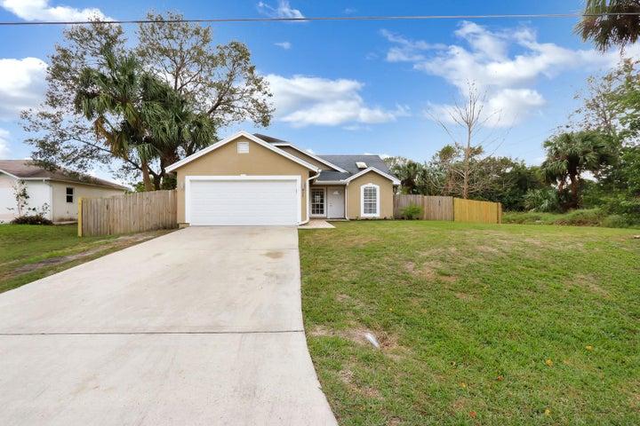 626 SW Fair Avenue, Port Saint Lucie, FL 34953