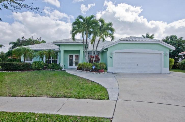 164 Fernwood Crescent, Royal Palm Beach, FL 33411