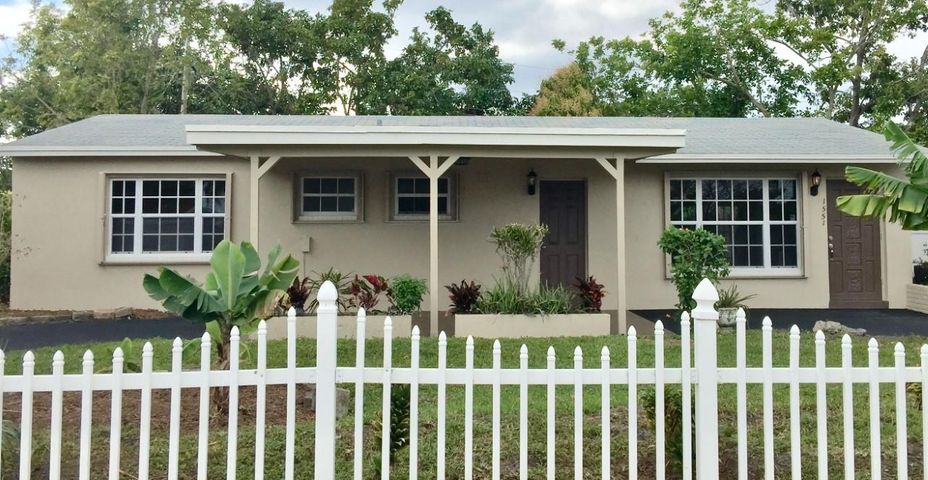 1551 SW 63rd Terrace, North Lauderdale, FL 33068