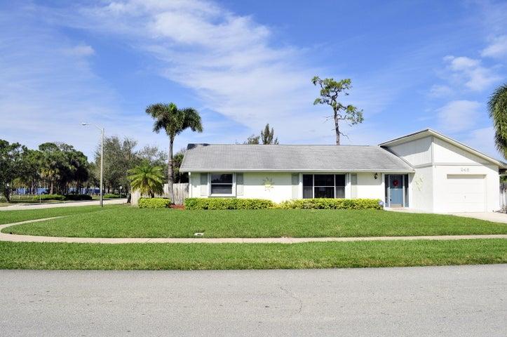 245 Bobwhite Drive, Royal Palm Beach, FL 33411