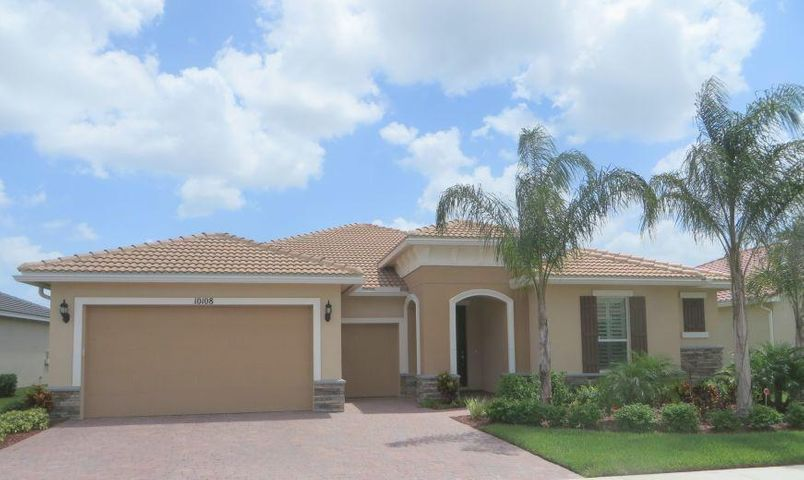 10108 SW Cypress Wood Court, Port Saint Lucie, FL 34987