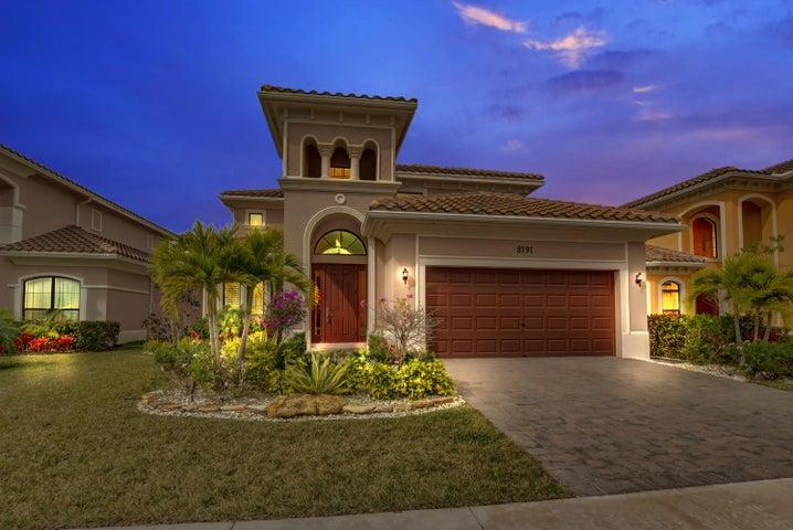 8191 Canopy Ter Terrace, Parkland, FL 33076