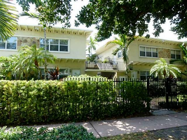 Great location.....WALK TO SOUTH BEACH!Totally Remodeled, Laminate wood floors, New cabinets, new counters, new fans, new impact windows & doors, new impact front door, new window treatments, new hardware, new 5'' baseboards, new washer & dryer in condo, New bath. Front porch/patio overlooks the courtyard gardens.Very quiet building with mostly Professional homeowners. Building is gated & very secure, recently painted. Flamingo Park close by to walk your dog! Full Reserves, Entry Phone, Secure building. Pet friendly building.Many shops & Whole Foods close by. Low monthly condo fee. Great opportunity for the investor, $18,800 annual income. South Beach is Internationally known and draws people from all over the World. Great weekend getaway! VA APPROVED BUILDING!