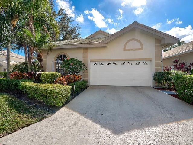 256 Canterbury Drive W, Palm Beach Gardens, FL 33418