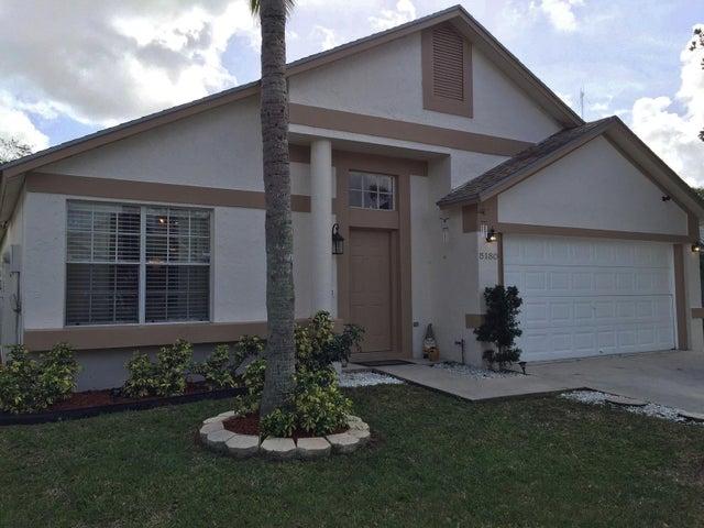 5180 Foxhall Drive N, West Palm Beach, FL 33417