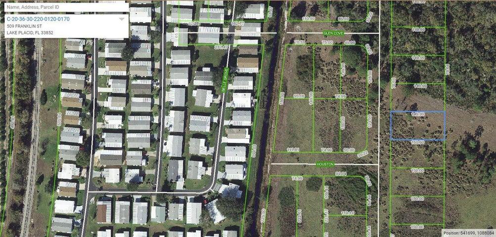 509 Franklin Street, Lake Placid, FL 33852