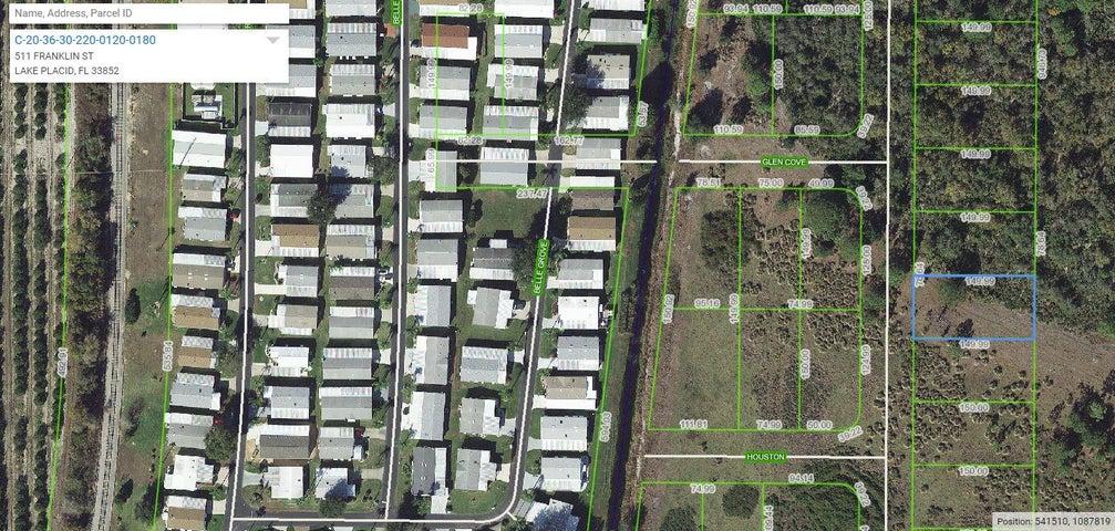 511 Franklin Street, Lake Placid, FL 33852