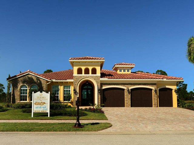 Exquisitely detailed open floor plan home awaits your discriminating eye. Travertine Stone floors, extensive columns, amazing ceiling detailing are but a few of the amenities found behind the impact resistant french doors. Top quality appliances solid wood cabinets and natural stone counter tops will make the best chef smile. The master suite possesses a tray ceilings, large double closets and the finely detailed master bath. Imagination pool lined with stone decking