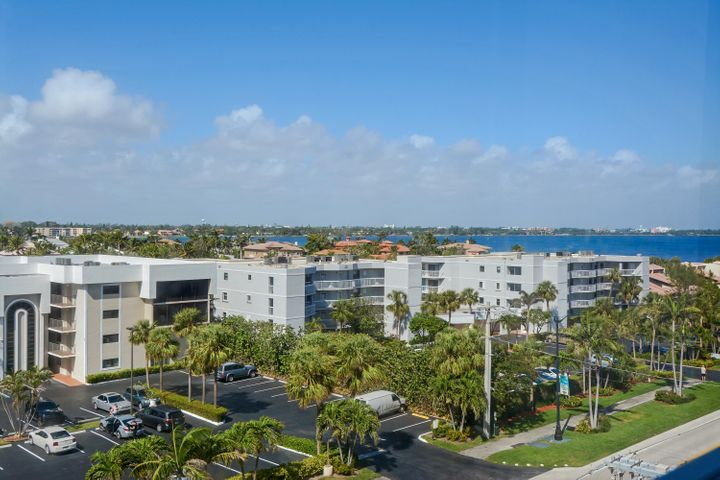 INTRACOASTAL VIEW FROM UNIT