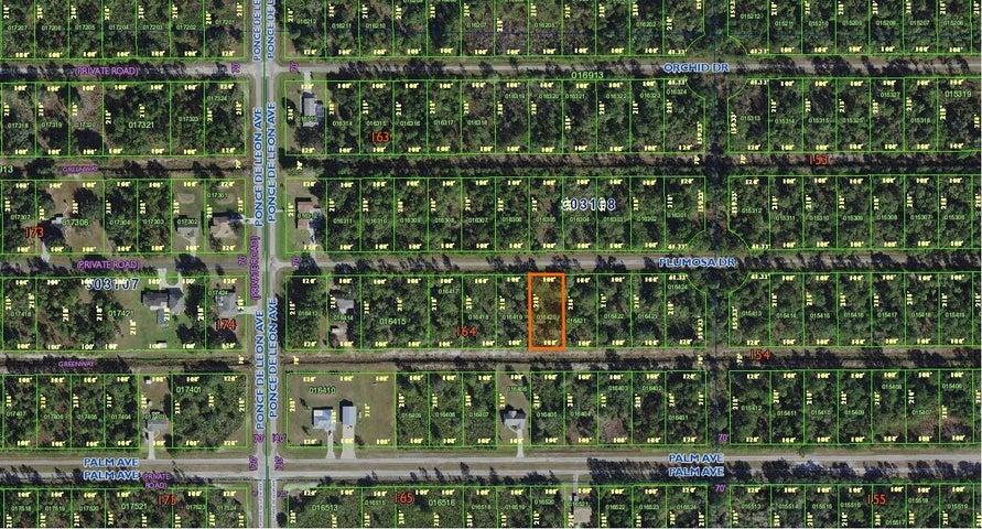0 Plumosa Drive, Indian Lake Estates, FL 33855
