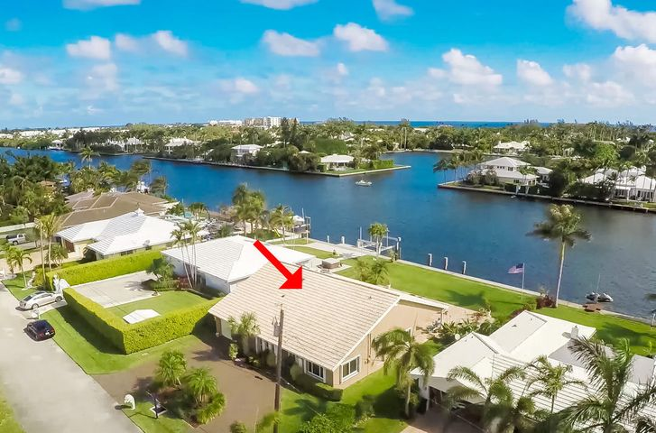 Direct Intracoastal with 75' of Waterfrontage