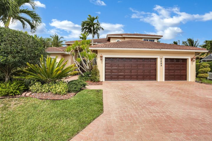 6695 Conch Court, Boynton Beach, FL 33437