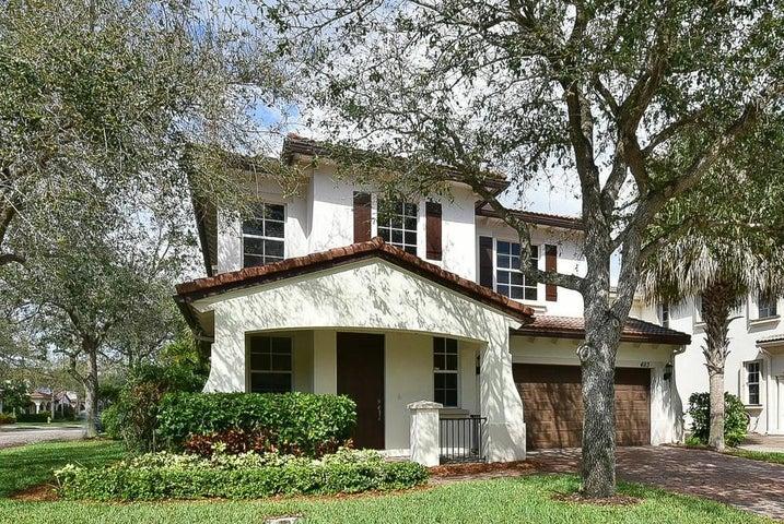 493 Leaf Drive, Palm Beach Gardens, FL 33410