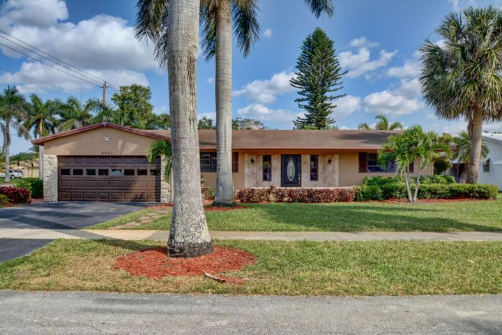 4461 NW 9 Street, Coconut Creek, FL 33066