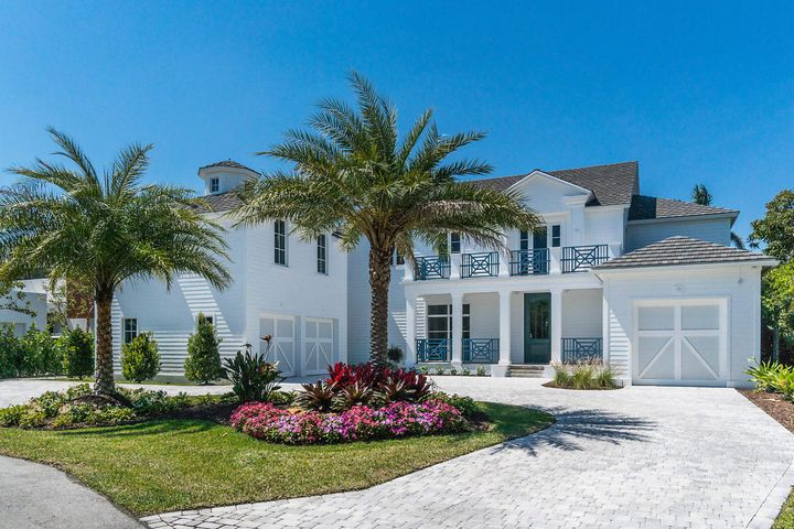 Inspired by the Hamptons, this waterfront estate dream home in Lake Ida, Delray Beach's most desirable neighborhood, was brought to life by renown architect, Randall Stofft. The home evokes an ambiance of warmth and the luxury of lake-side living with two large balconies with fireplaces, large spa pool and lush yard centered on picturesque lake views. Every luxurious detail was thoughtfully designed & selected by a pair of prominent designers, from European Oak floors and Carrera marble chef's kitchen to the high-end finishes. With the home 90-95% to completion, final finishes are awaiting the last stages of completion. Customize yourself or use the inventory of all the materials on site to complete the glorious vision. This exceptional home blends the charming sense of peaceful relaxation  Inspired by the Hamptons, this waterfront estate dream home in Lake Ida, Delray Beach's most desirable neighborhood, was brought to life by renown architect, Randall Stofft. The home evokes an ambiance of warmth and the luxury of lake-side living with two large balconies with fireplaces, large spa pool and lush yard centered on picturesque lake views. Every luxurious detail was thoughtfully designed & selected by a pair of prominent designers, from European Oak floors and Carrera marble chef's kitchen to the high-end finishes. With the home 90-95% to completion, final finishes are awaiting the last stages of completion. Customize yourself or use the inventory of all the materials on site to complete the glorious vision. This exceptional home blends the charming sense of peaceful relaxation with easy access to South Florida's lively Delray Beach area. Enjoy a prime location by the Lake Ida playhouse, less than two miles to the beach, and one mile to downtown's vibrant Atlantic Avenue where you can enjoy great shopping, dining, nightlife and events.