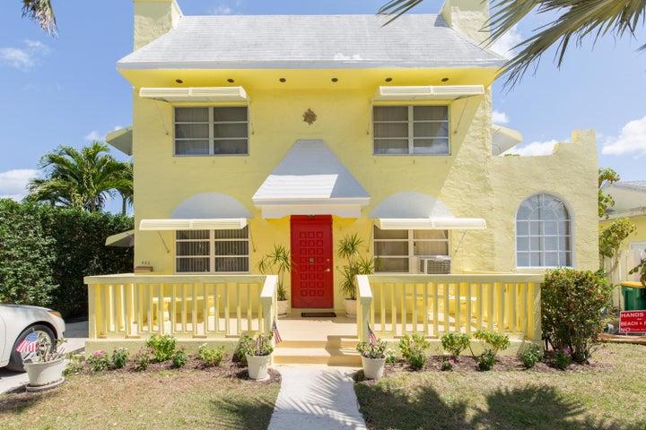 422 N Lakeside Drive, Lake Worth, FL 33460
