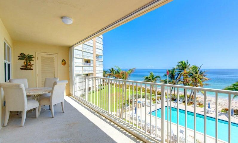 3101 S Ocean Boulevard 412, Highland Beach, FL 33487