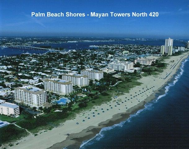 145 S Ocean Avenue 420, Palm Beach Shores, FL 33404