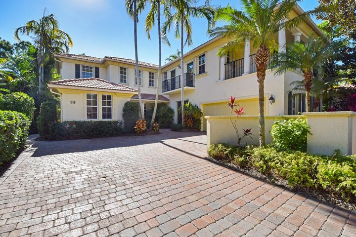 918 Mill Creek Drive, Palm Beach Gardens, FL 33410