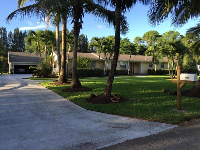 5065 Horseshoe Circle S, West Palm Beach, FL 33417