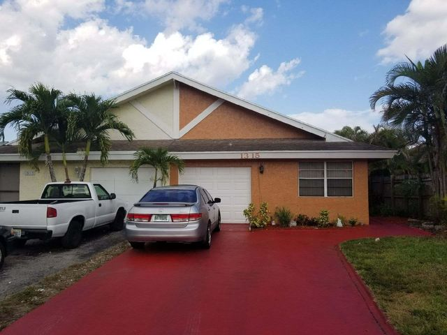 1315 SW 75th Avenue, North Lauderdale, FL 33068