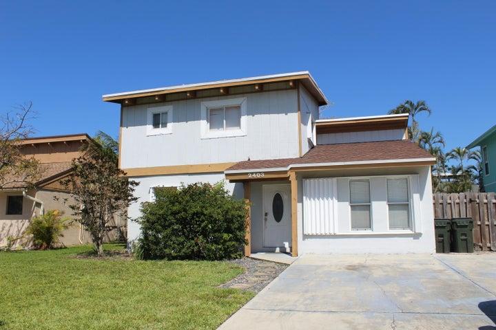2403 Zeder Avenue, Delray Beach, FL 33444