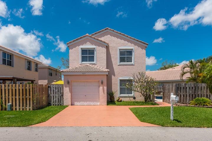 3025 Sunset Lane, Margate, FL 33063