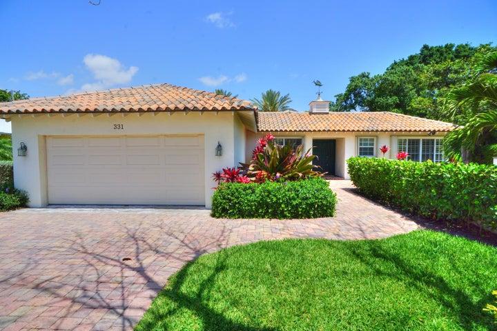 331 Sandal Lane, Palm Beach Shores, FL 33404