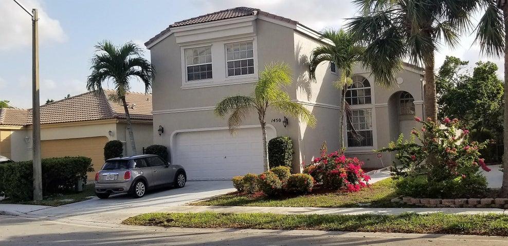 1450 NW 153rd Lane, Pembroke Pines, FL 33028